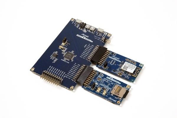 Беспроводные решения Atmel для IoT - 6