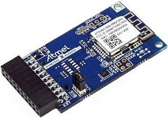 Беспроводные решения Atmel для IoT - 7