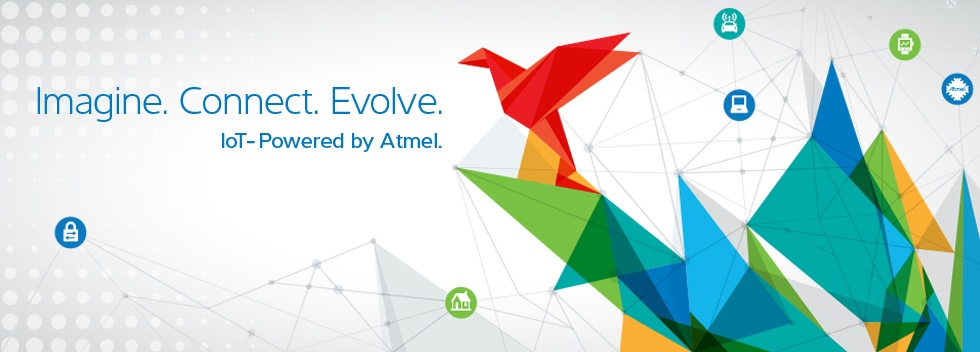 Беспроводные решения Atmel для IoT - 1