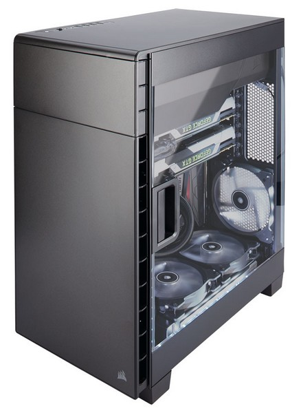 Корпуса Corsair Carbide 600Q и Carbide 600C стоят 150 долларов