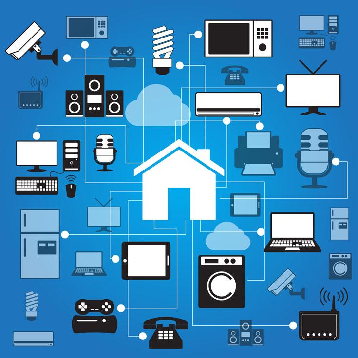 Умные здания коммерческого назначения являются передним краем в наступлении интернета вещей