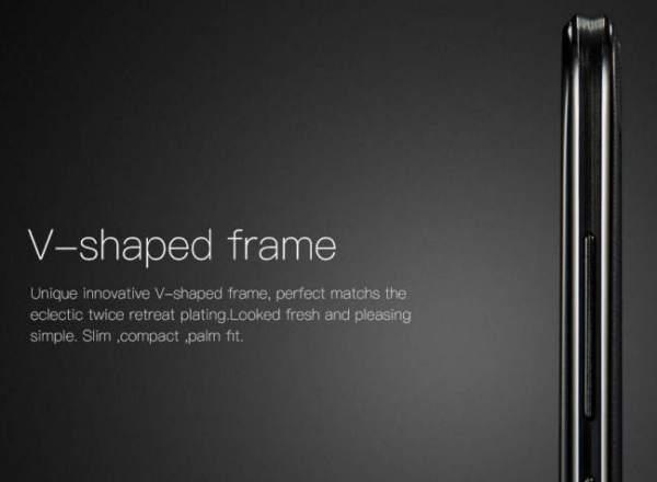 Смартфон Doogee T6 отличается дизайном боковой панели и аккумуляторной батареей емкостью 6250 мА·ч