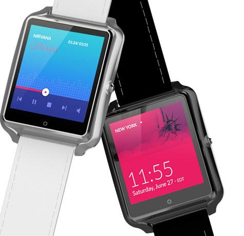 Умные часы Bluboo Uwatch предлагаются за $24,99