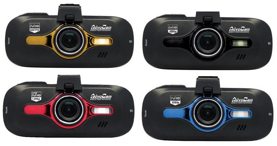 AdvoCam-FD8 Gold GPS – видеорегистратор премиум-класса - 2