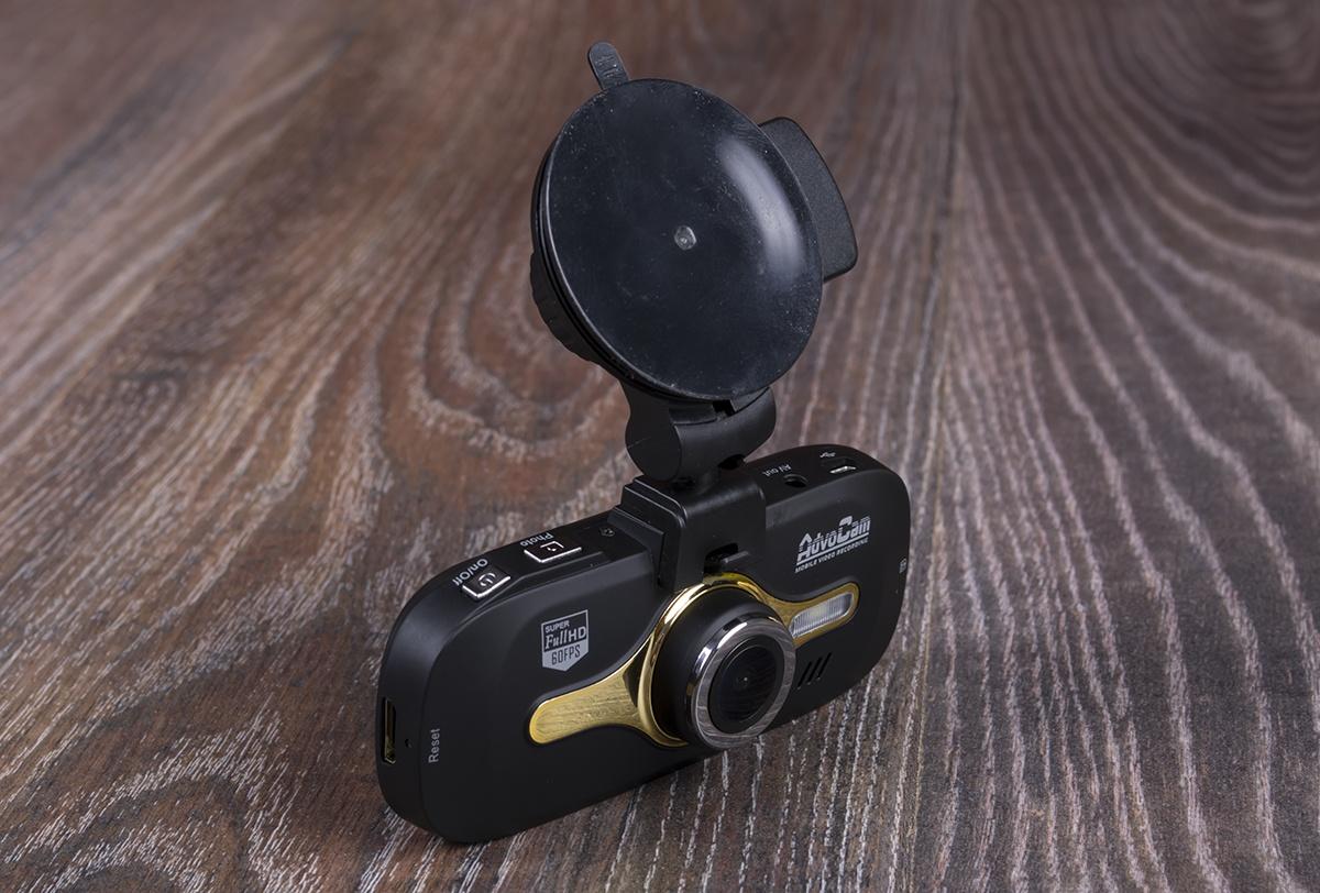 AdvoCam-FD8 Gold GPS – видеорегистратор премиум-класса - 3