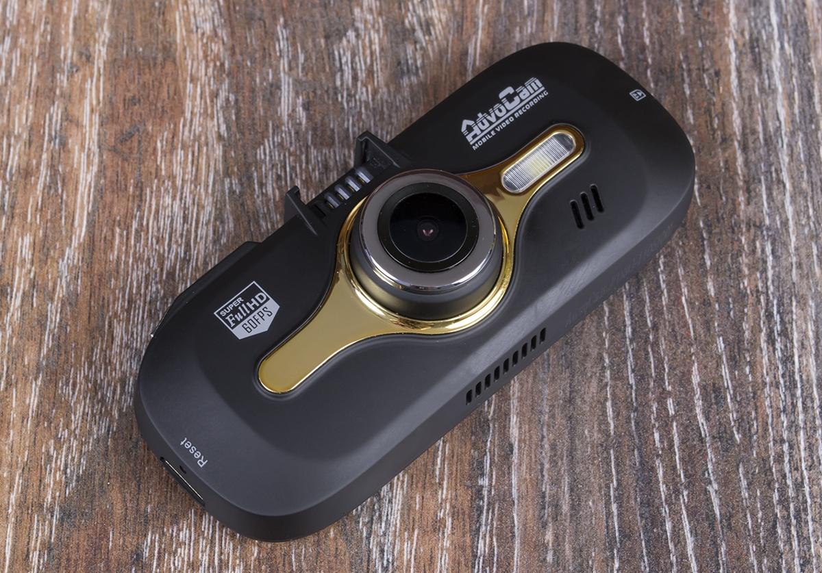 AdvoCam-FD8 Gold GPS – видеорегистратор премиум-класса - 4