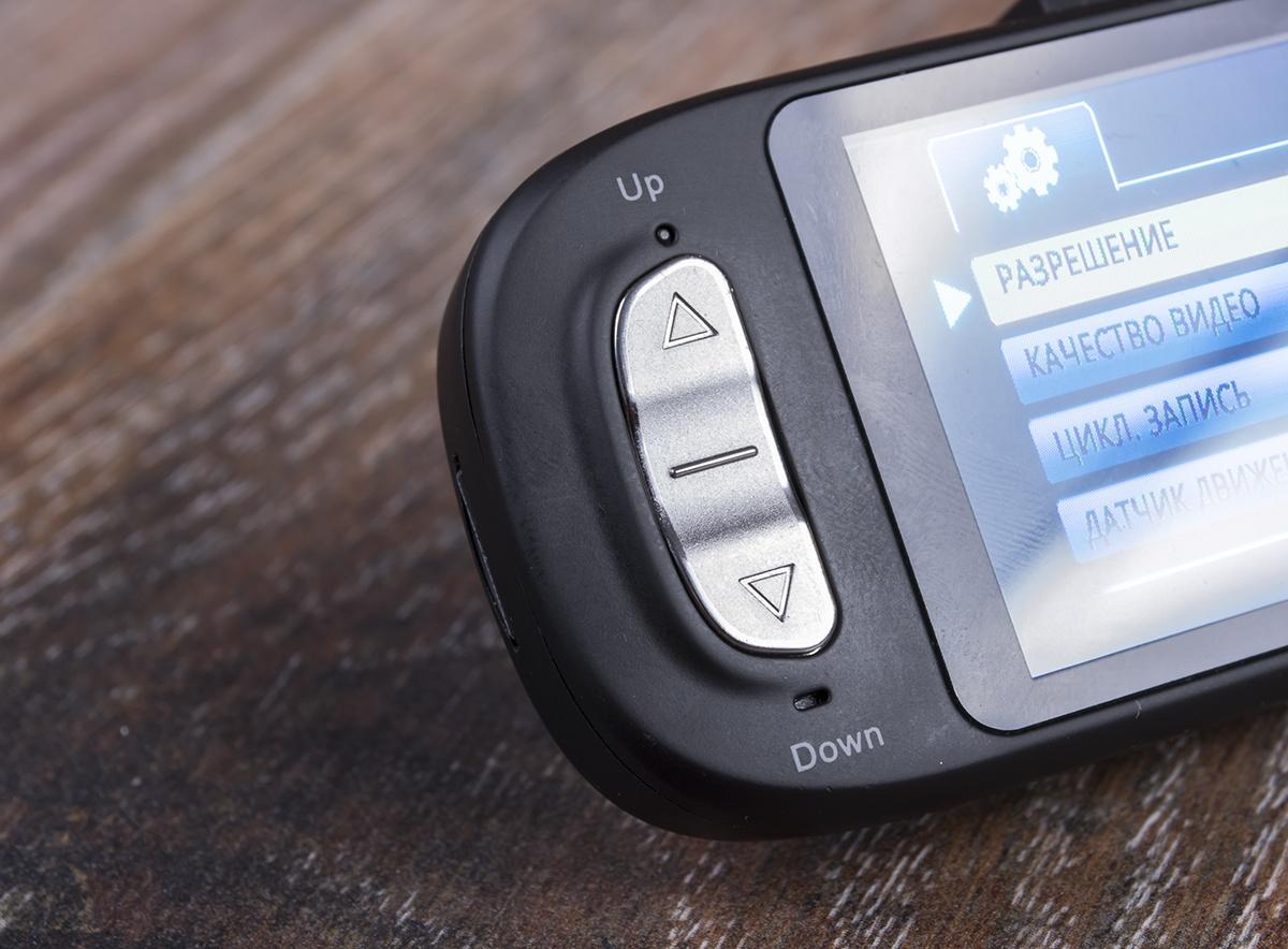 AdvoCam-FD8 Gold GPS – видеорегистратор премиум-класса - 5
