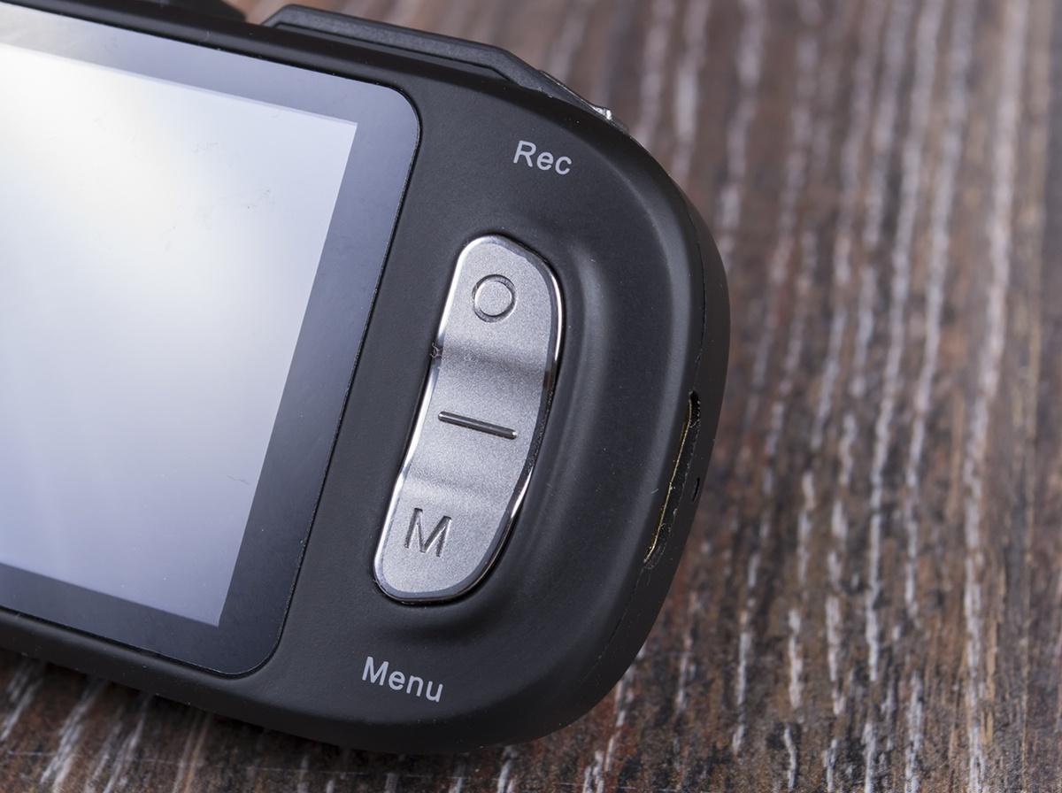 AdvoCam-FD8 Gold GPS – видеорегистратор премиум-класса - 6