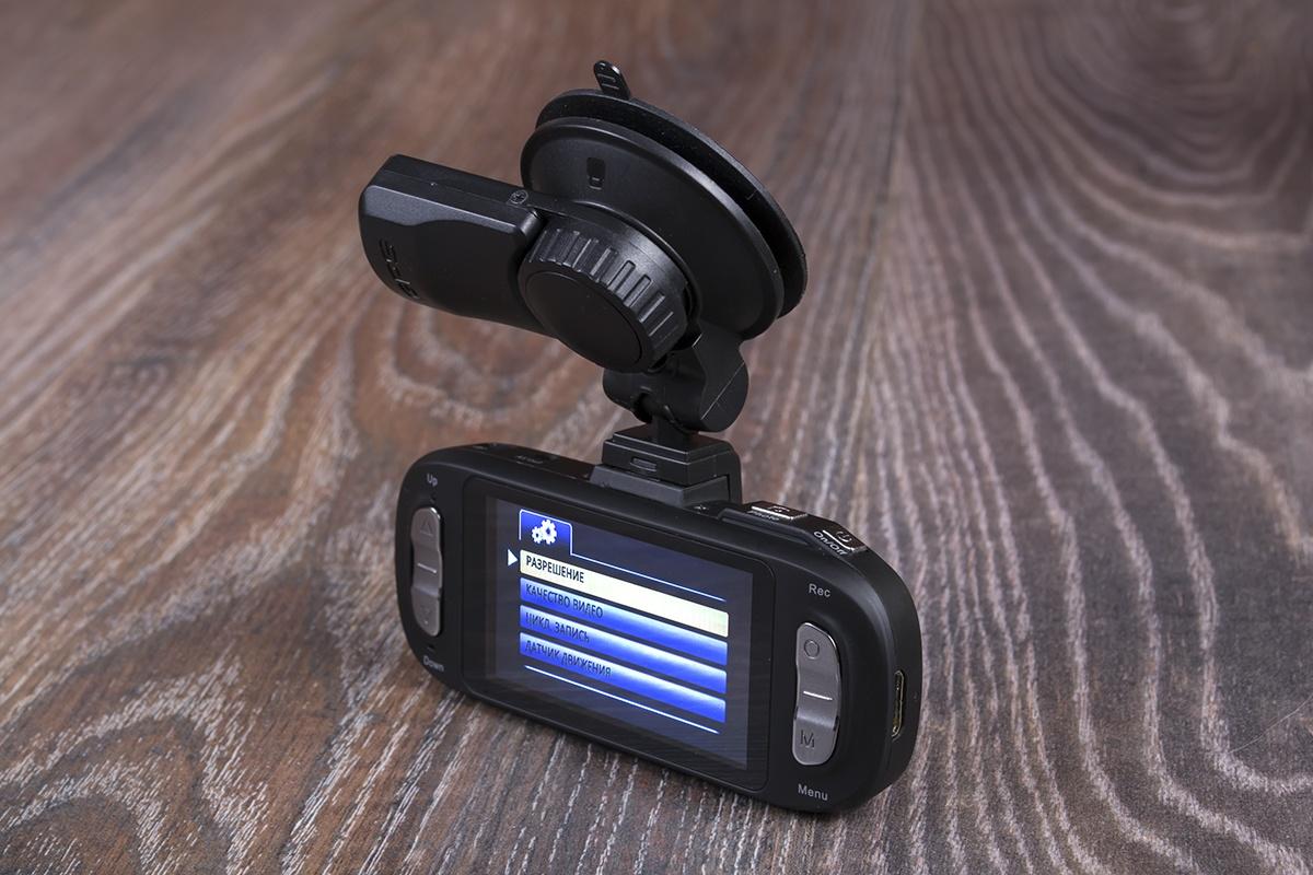 AdvoCam-FD8 Gold GPS – видеорегистратор премиум-класса - 7