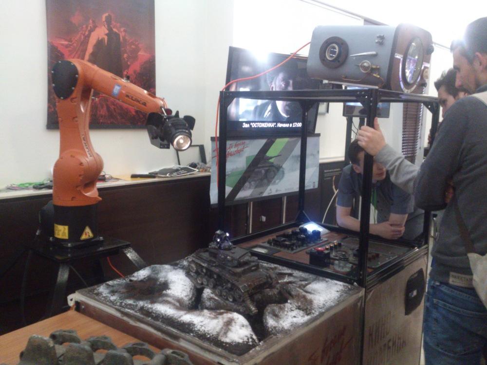 CG Event 2015 Тусовка виртуальщиков. Свой взгляд - 4