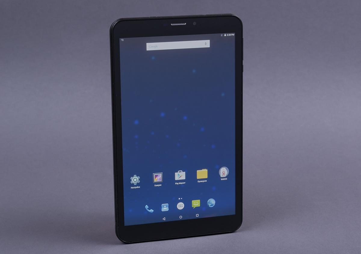 bb-mobile Techno Mozg 8.0: 8-дюймовый планшет с процессором Intel® Atom™ X3-C3230RK и ОС Android 5.1 Lollipop - 15