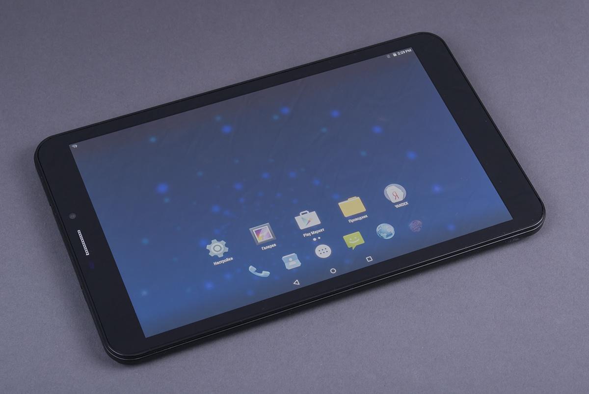 bb-mobile Techno Mozg 8.0: 8-дюймовый планшет с процессором Intel® Atom™ X3-C3230RK и ОС Android 5.1 Lollipop - 16