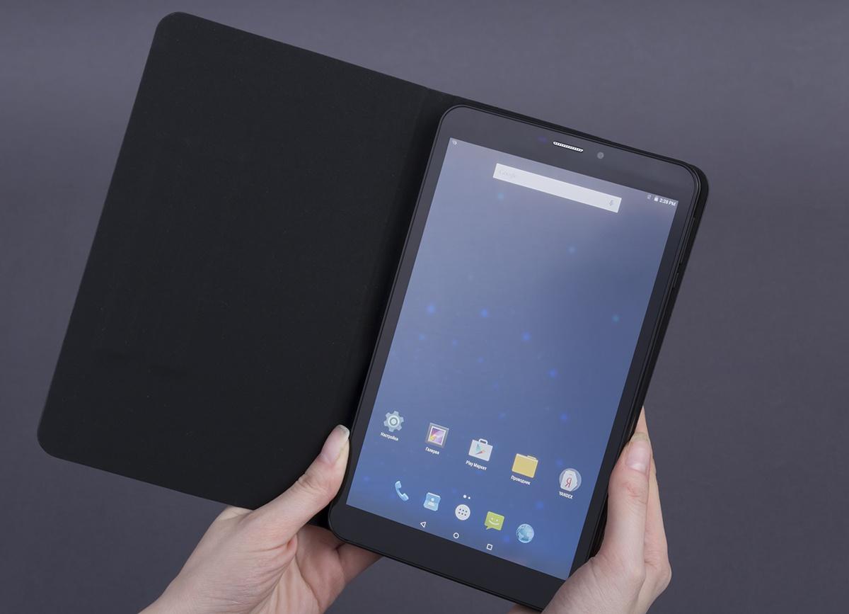 bb-mobile Techno Mozg 8.0: 8-дюймовый планшет с процессором Intel® Atom™ X3-C3230RK и ОС Android 5.1 Lollipop - 3