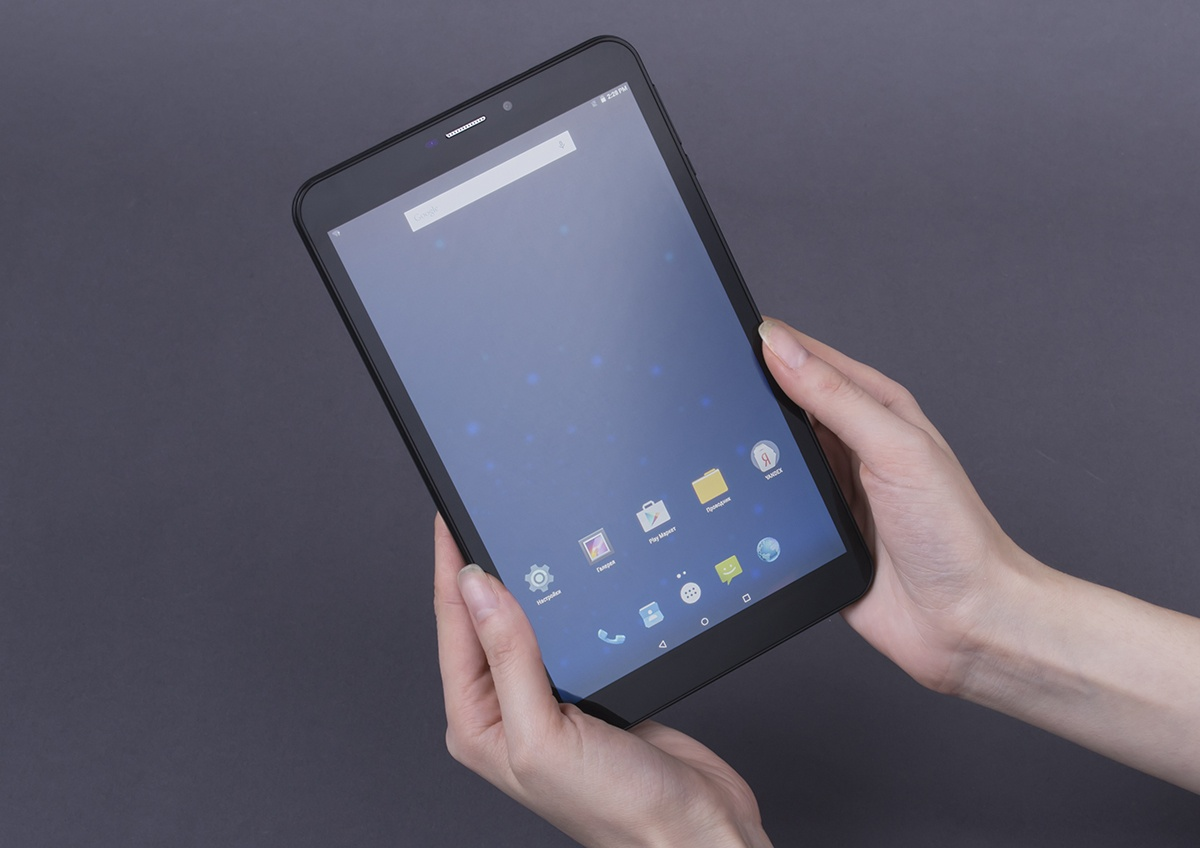 bb-mobile Techno Mozg 8.0: 8-дюймовый планшет с процессором Intel® Atom™ X3-C3230RK и ОС Android 5.1 Lollipop - 7