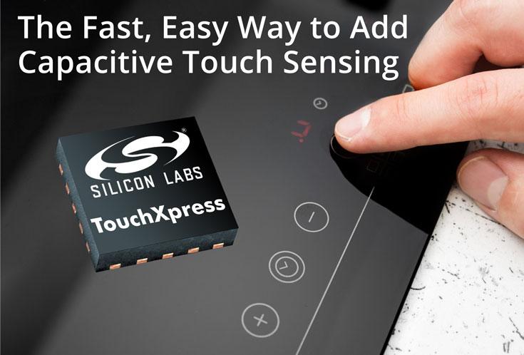 TouchXpress CPT007B и CPT112S позволяют обойтись без добавления функций сенсорного ввода во встроенное программное обеспечение