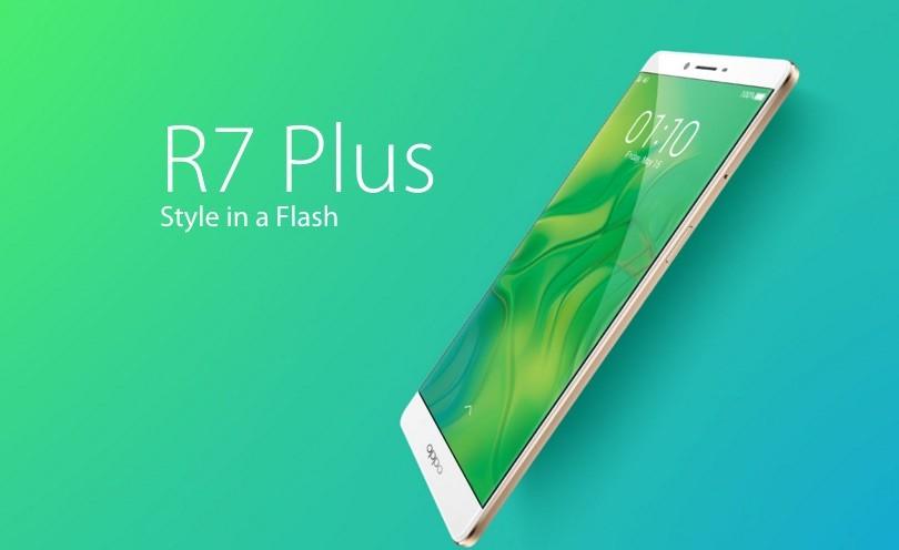 Обновленный смартфон Oppo R7 Plus получил 4 ГБ оперативной и 64 ГБ флэш-памяти