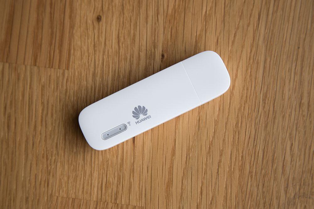 Обзор мобильных роутеров Huawei - 19