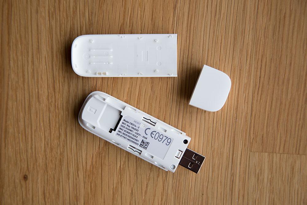 Обзор мобильных роутеров Huawei - 21