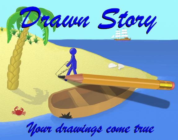 Drawn Story: распознавание изображений как основа игровой механики - 1