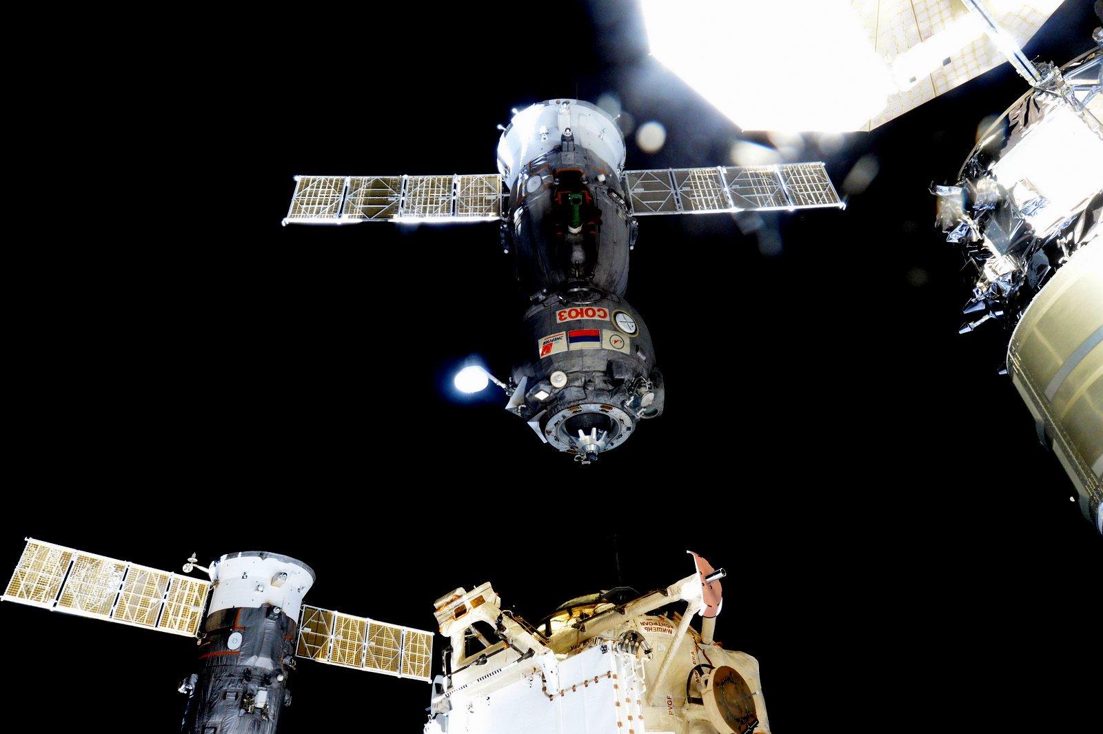 Экипаж «Союза ТМА-17М» вернулся на Землю - 2