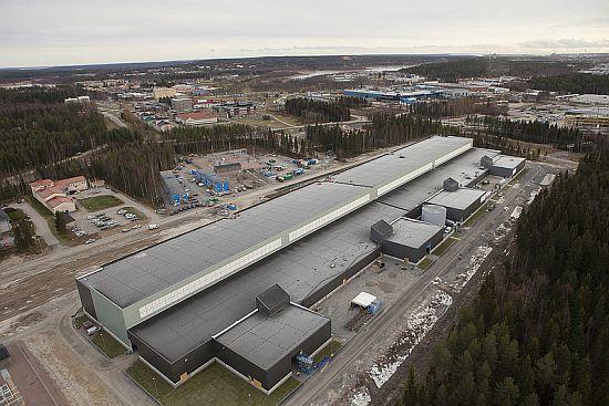 Экскурсия по шведскому дата-центру Facebook недалеко от Полярного круга - 5