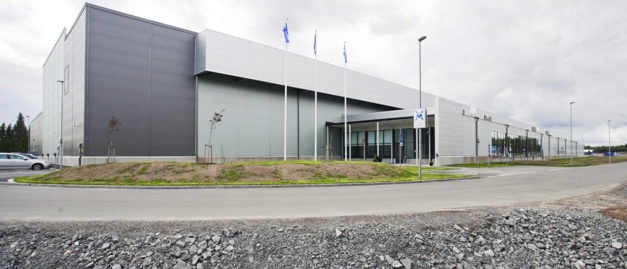 Экскурсия по шведскому дата-центру Facebook недалеко от Полярного круга - 1