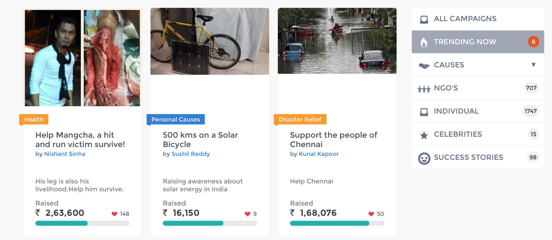 Индийский «Kickstarter»: на что скидываются в рупиях? - 3