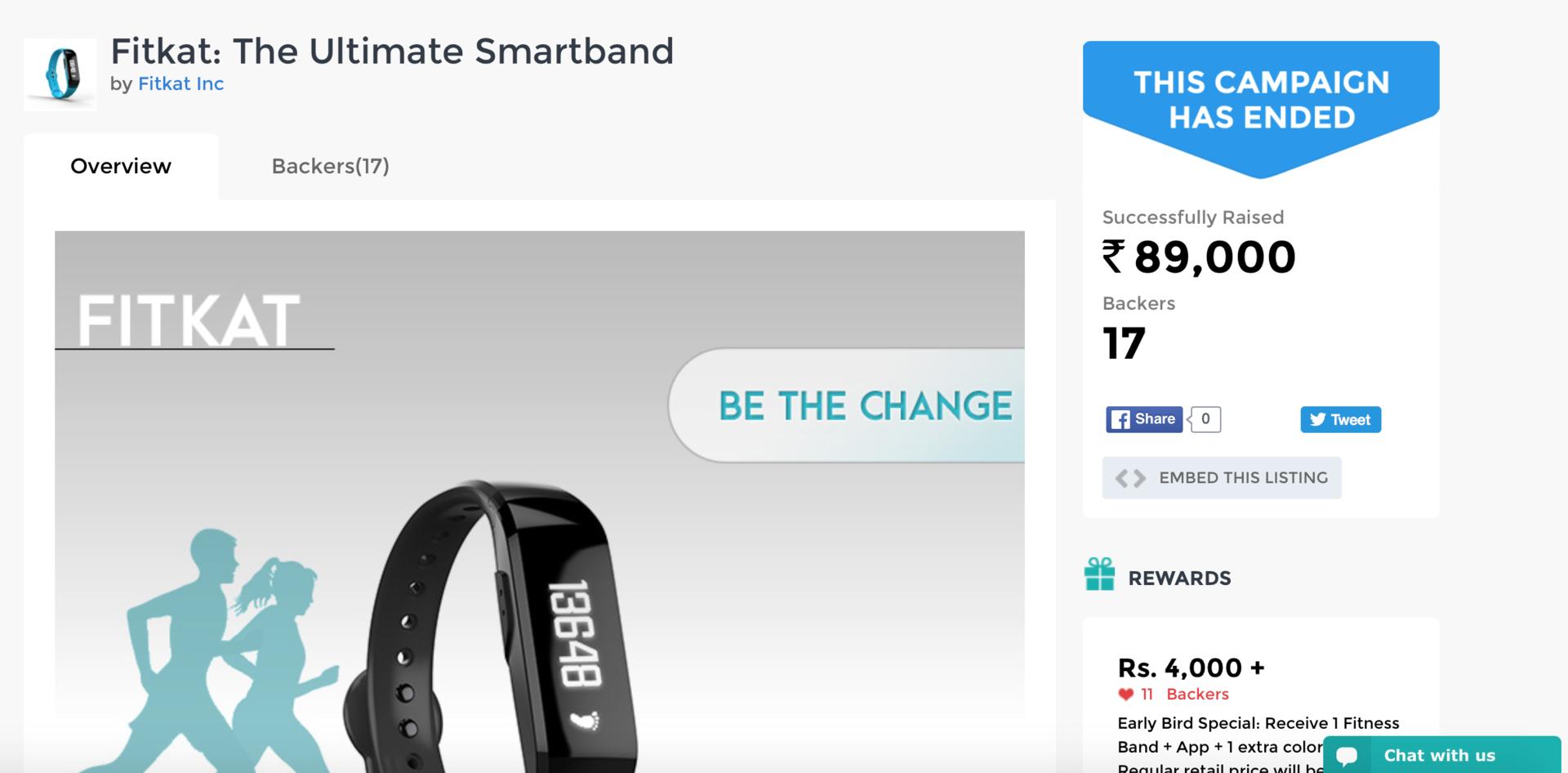 Индийский «Kickstarter»: на что скидываются в рупиях? - 1