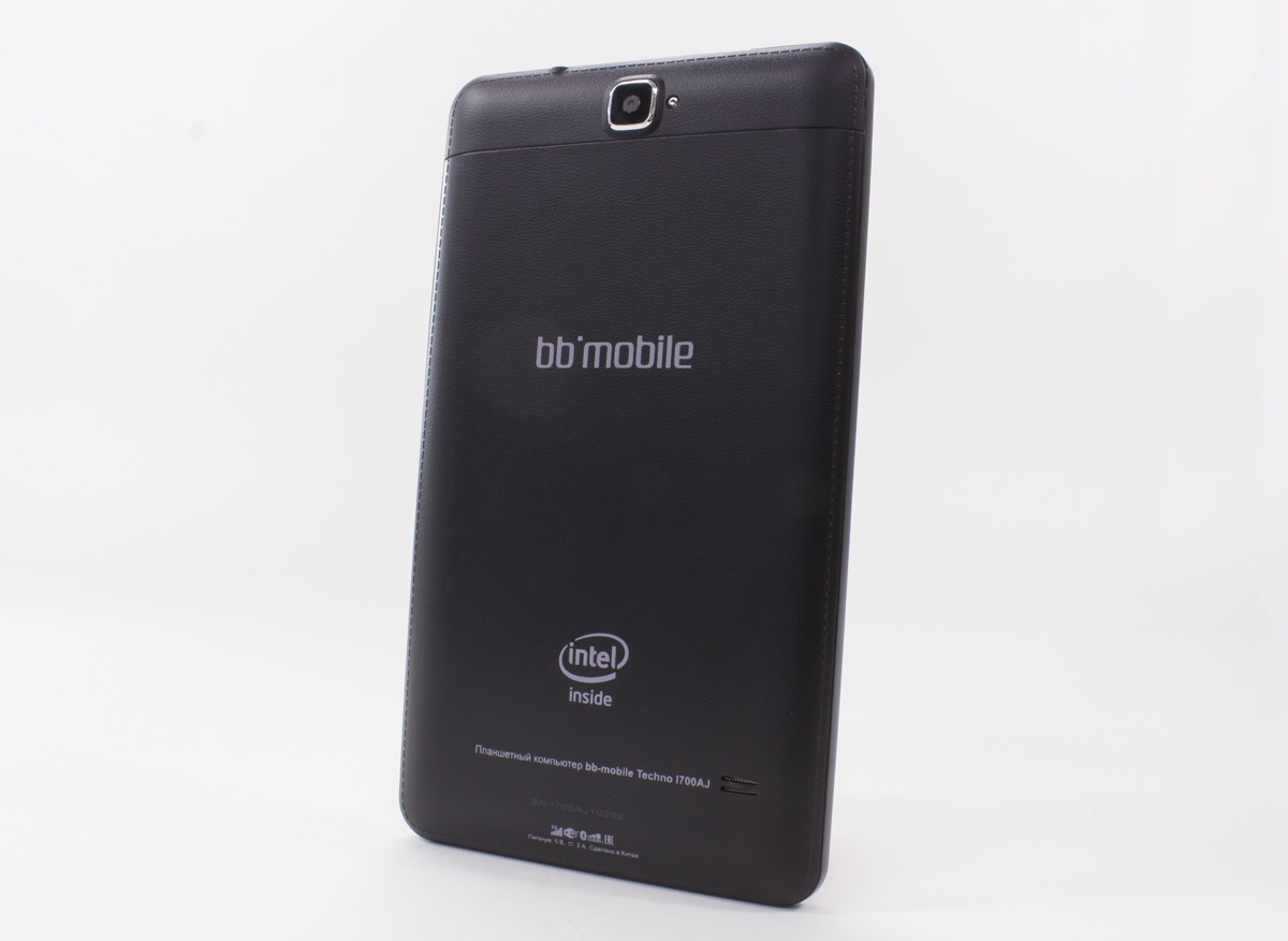 Обзор 7-дюймового bb-mobile Techno MOZG 7.0 на Intel® Atom™ X3 - 9