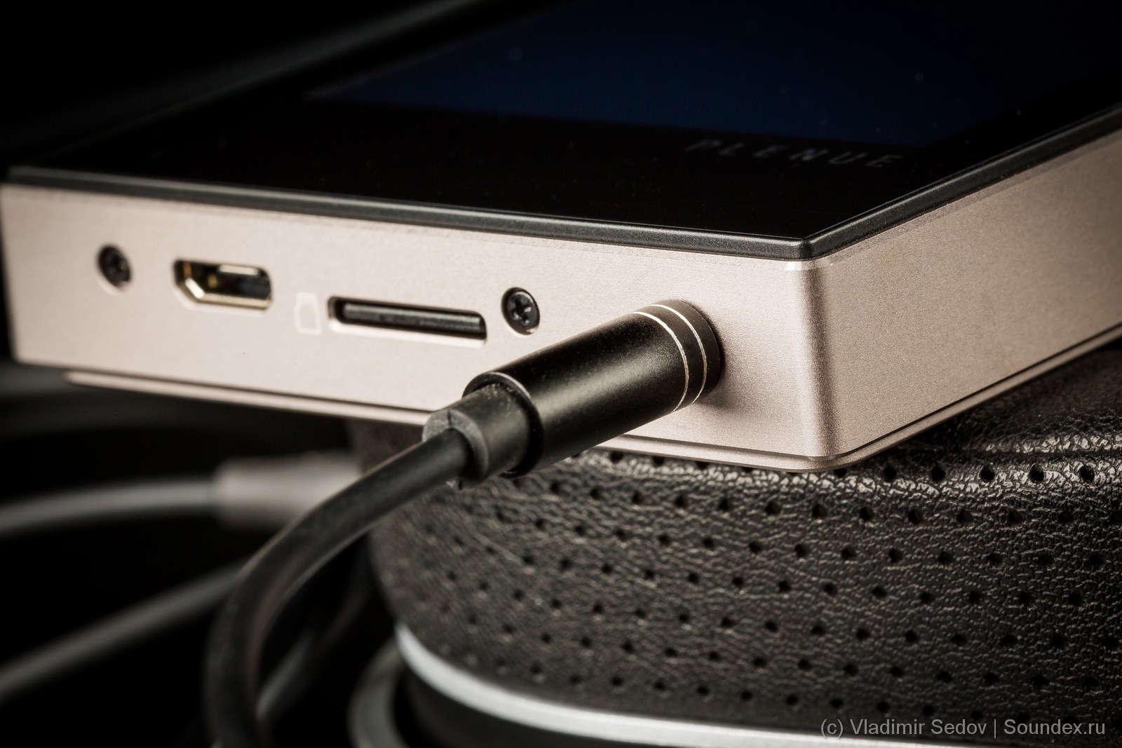 Обзор портативного аудиоплеера Cowon Plenue M: Дело в звуке - 8
