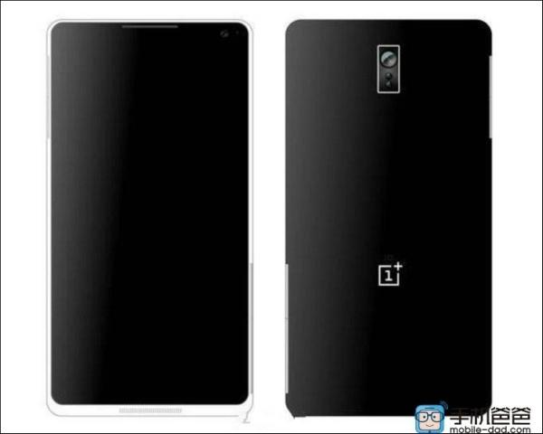 Первые изображения смартфона OnePlus 3
