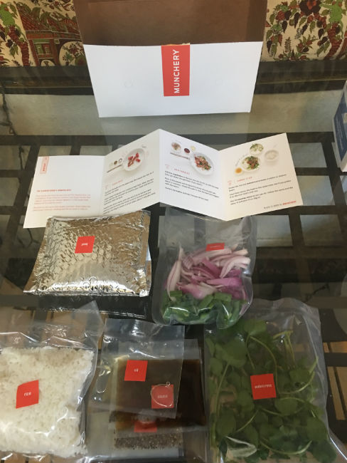 Поле боя food-стартапов: Как и с кем конкурируют сервисы доставки еды с рецептами - 2