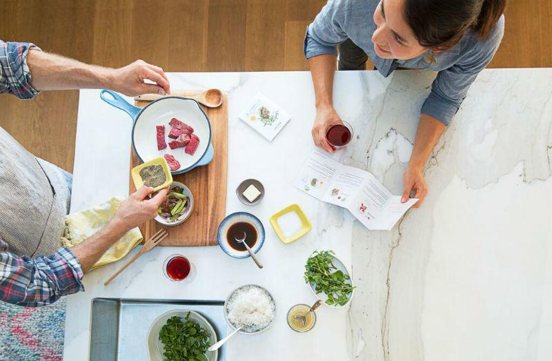 Поле боя food-стартапов: Как и с кем конкурируют сервисы доставки еды с рецептами - 1