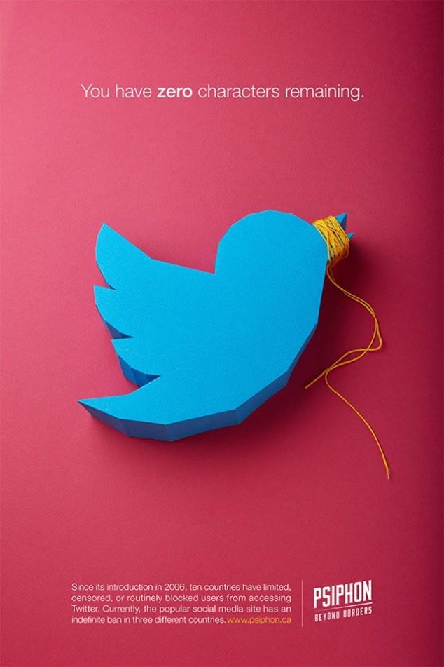Цензура в Twitter