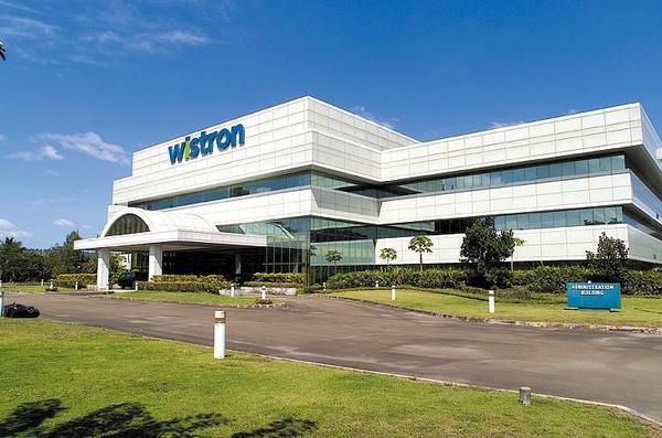 В прошлом месяце компания Wistron отгрузила 1,8 млн ноутбуков