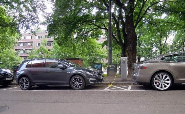 Германия и ряд других стран, собираются полностью запретить на своих дорогах автомобили с ДВС к 2050 году - 4
