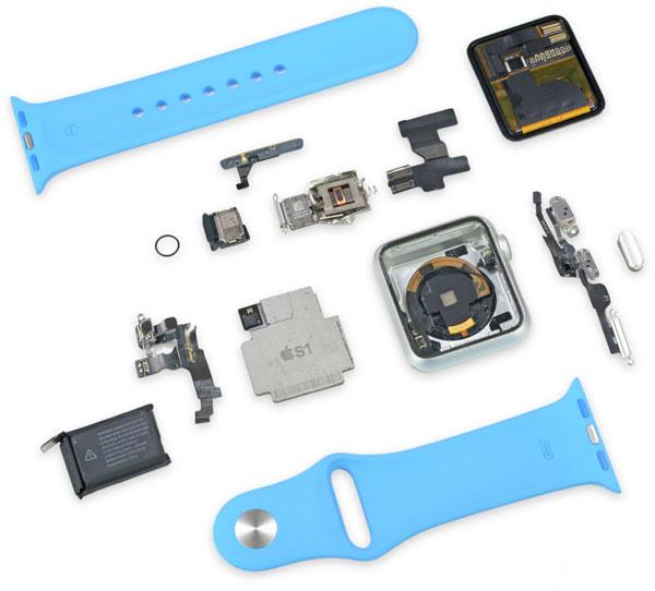 К плюсам Apple Watch отнесена простота замены ремешка