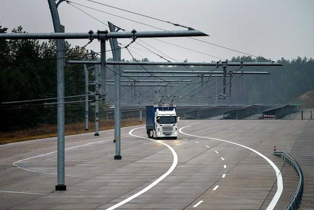 «Электрофуры» в ближайшее время появятся на дорогах Швеции - 2