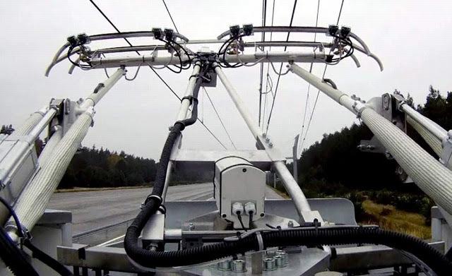 «Электрофуры» в ближайшее время появятся на дорогах Швеции - 3