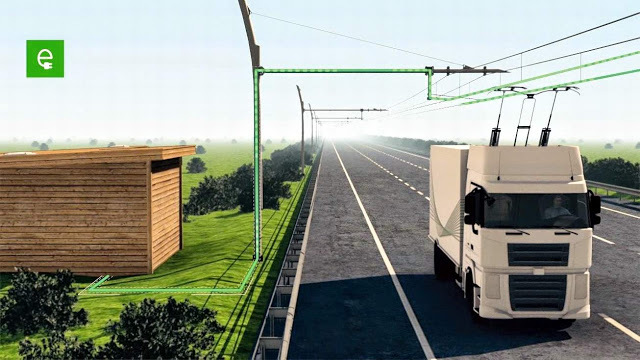 «Электрофуры» в ближайшее время появятся на дорогах Швеции - 5