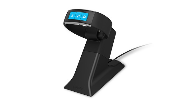 Аксессуар Microsoft Band 2 Charging Stand стоит $20