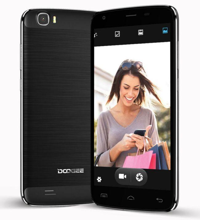 Опубликованы все характеристики и цена смартфона Doogee T6 с АКБ емкостью 6250 мА·ч - 1
