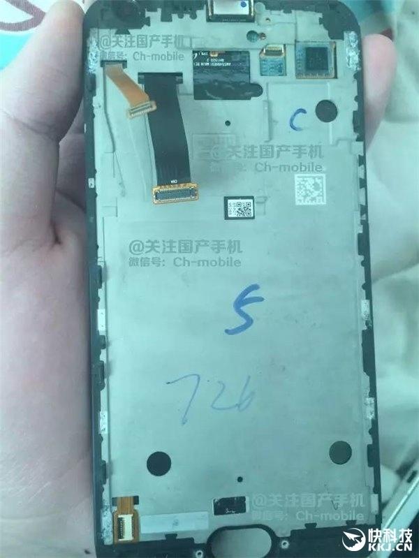 Появились новые фотографии смартфона Xiaomi Mi5