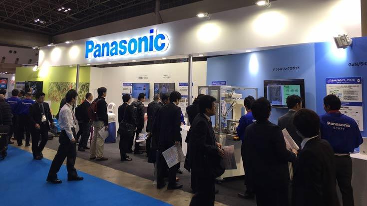 Компания Panasonic показала на выставке International Robot Exhibition 2015 и другие разработки в области робототехники