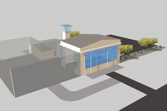 В Неваде открылся дрон-порт Eldorado