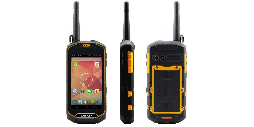 DEXP Ixion: пополнение линейки «долгоиграющих» смартфонов - 5