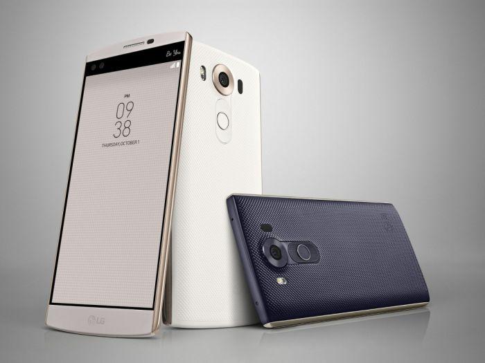 LG меняет вторую линейку флагманских смартфонов
