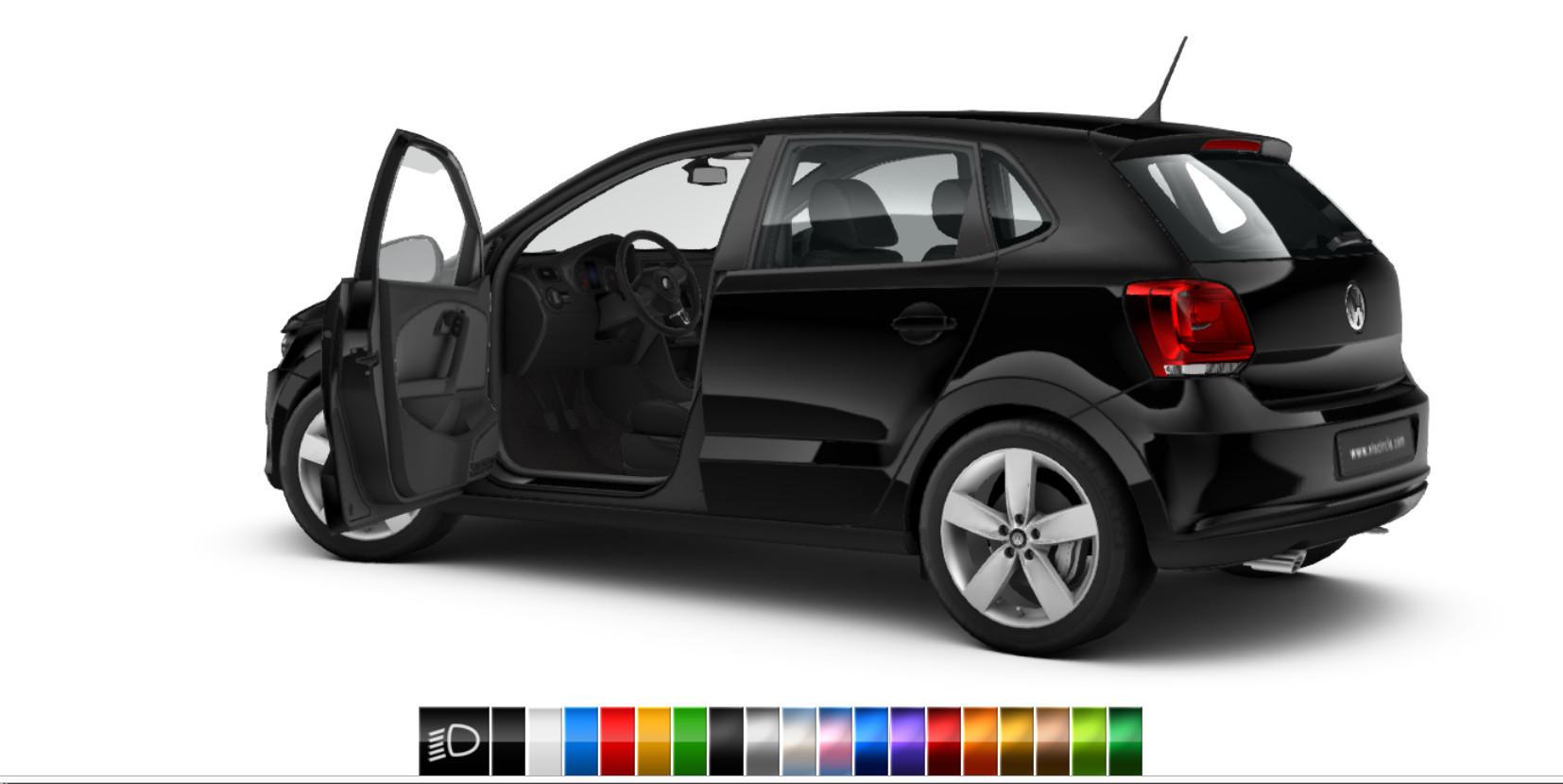 Автомобильные конфигураторы как зеркало революции веб-технологий - 8
