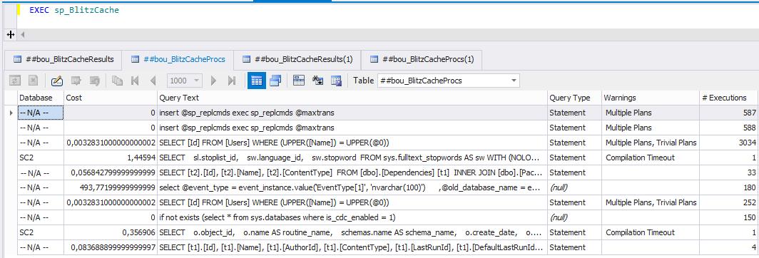 Бесплатные инструменты для разработчиков баз данных - 10