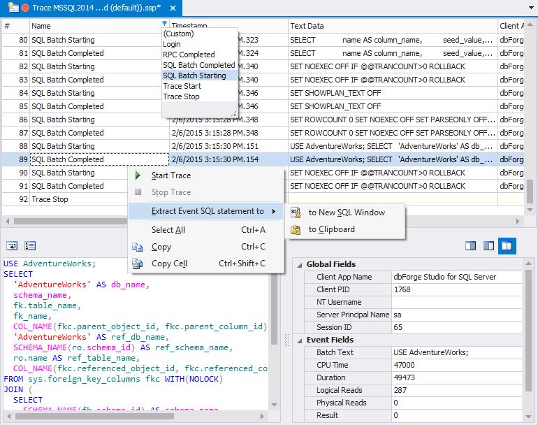 Бесплатные инструменты для разработчиков баз данных - 3